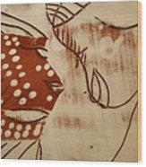 Sweethearts 6 - Tile Wood Print