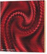 Swirl Creativiana Catus 1 No. 3 V A Wood Print