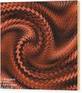 Swirl Creativiana Catus 1 No.2 H A Wood Print