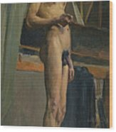 Switzerland, Stampa Wood Print