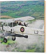 Swordfish Aircraft 2 Wood Print