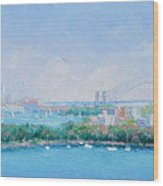 Sydney Harbour Bridge - Sydney Opera House - Sydney Harbour Wood Print
