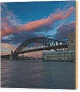 Sydney Moments Wood Print