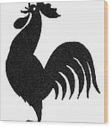 Symbol: Announcement Wood Print