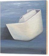 Symbol Of A Proud Profession IIi Wood Print