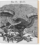 Symbols: Eagle Wood Print