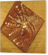 Symptom - Tile Wood Print