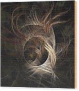 Synaptic Wood Print