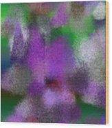 T.1.1240.78.3x4.3840x5120 Wood Print