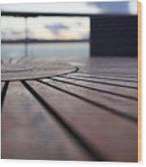 Table Texture Wood Print