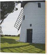 Tacumshane Windmill Wood Print