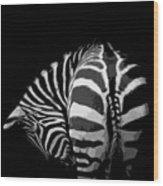 Take A Bow Wood Print