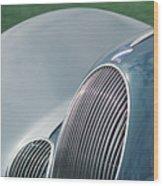 Talbot Lago Lines Wood Print