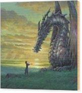 Tales From Earthsea Wood Print