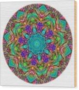 Talisman 3577 Wood Print