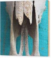 Talisman Wood Print