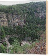 Tallulah Gorge 6 Wood Print