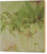 Tamalpais Spring Wood Print
