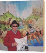 Tammy And Reynold Jay Wood Print