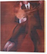 Tango No.1 Wood Print
