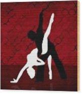 Tango Series 1 Wood Print
