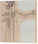 Tango Study 4 Wood Print