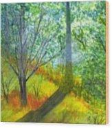 Tannis Woods Wood Print