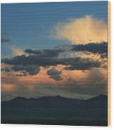 Taos Publeo Wood Print