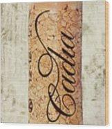 Tappo Cadia Wood Print