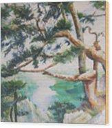 Tara Wood Print