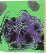 Tarbaby 3 Wood Print
