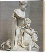 Tassaert's Painting And Sculpture Wood Print