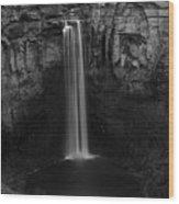 Taughannock Falls Late November Wood Print