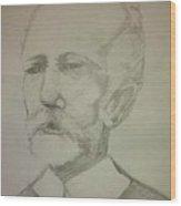 Tchaikovsky Wood Print