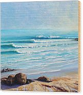 Tea Tree Bay Noosa Heads Australia Wood Print