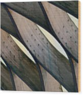 Tears Of Rust Wood Print