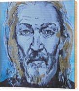 Ted Neeley Wood Print