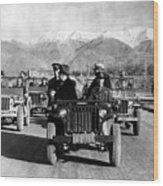 Tehran Conference, 1943 Wood Print