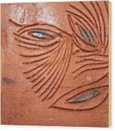 Tell Eye - Tile Wood Print