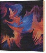 Tempest Wood Print
