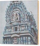 Temple Wood Print