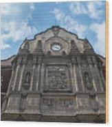 Templo Expiatorio A Cristo Rey - Mexico City I Wood Print