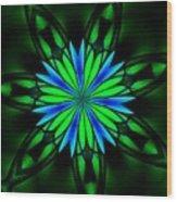Ten Minute Art 082610-4 Wood Print