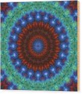 Ten Minute Art 082610-5 Wood Print