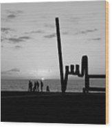 Tenerife / Playa De Las Americas Wood Print