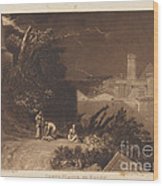 Tenth Plague Of Egypt Wood Print