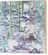 Teplice Wood Print by Dana Patterson