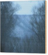 Terror Wood Print