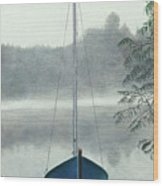 Terry's Runabout Wood Print
