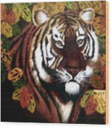 Tessas Tiger Wood Print